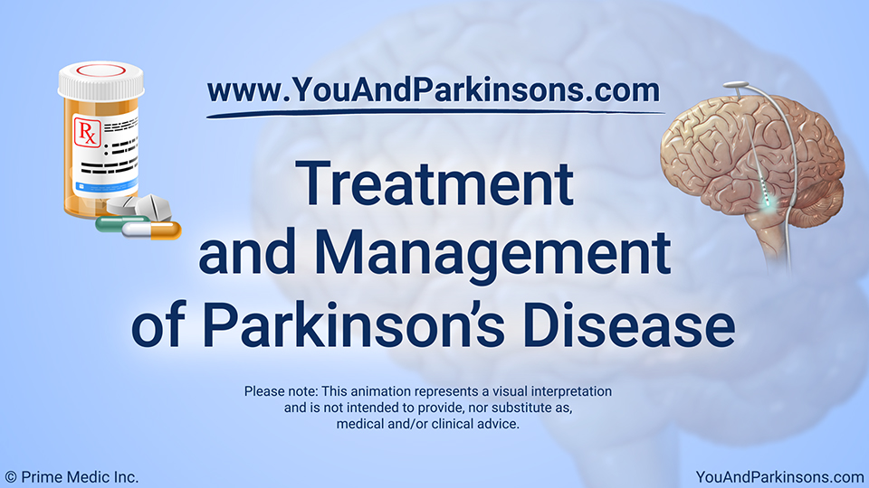 Animation - Treatment and Management of Parkinson's Disease